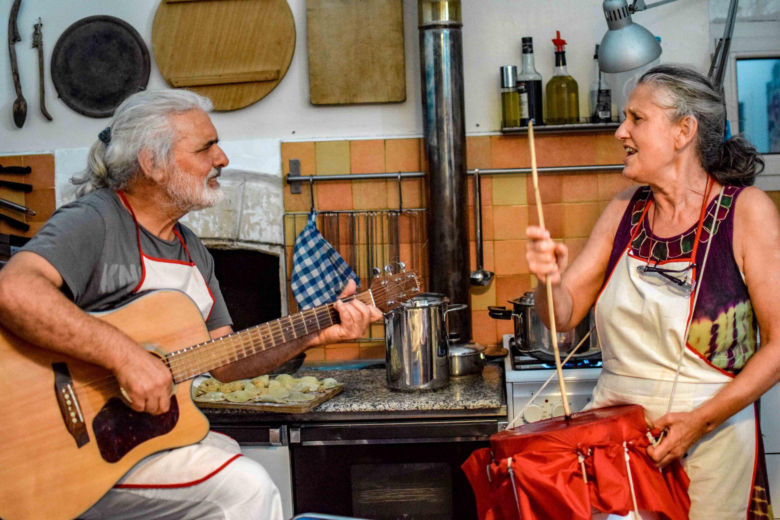 Muzikale en gastronomische droom