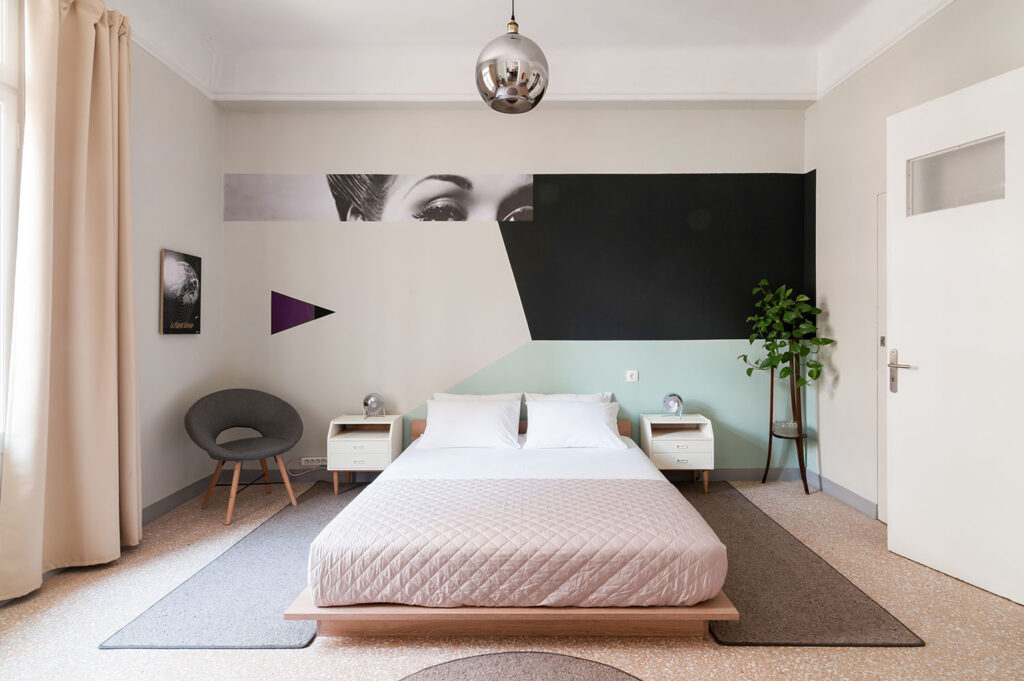 Airbnb in Athene